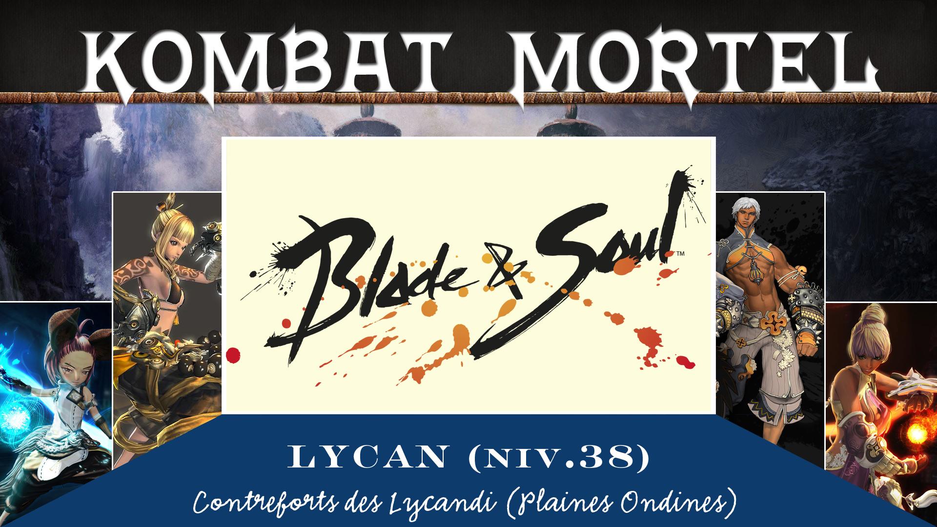 Photo de Blade & Soul : Lycan, La Puissante.