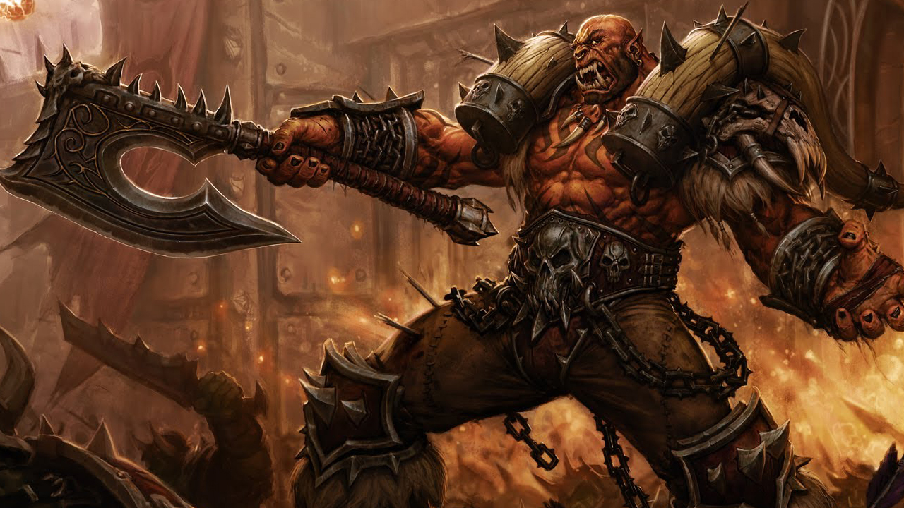 Photo de World Of Warcraft : Draenor rejoint le jeu de base.