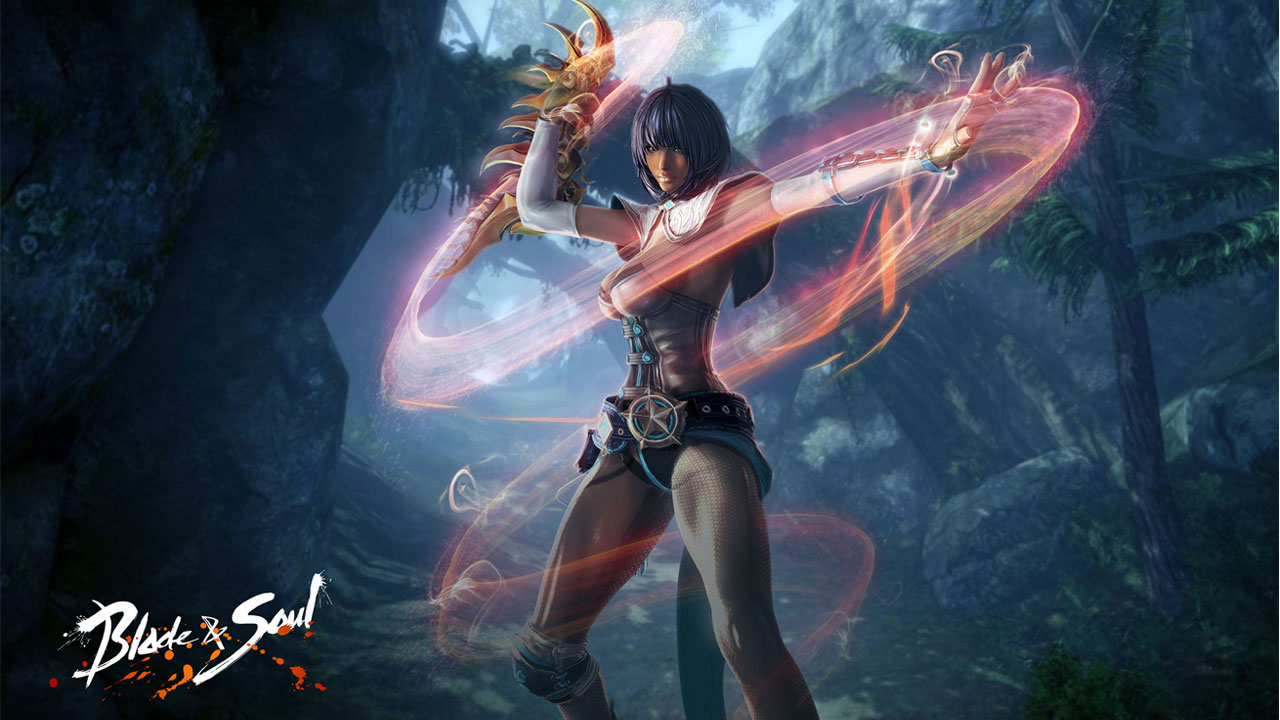 Photo de Blade and Soul : Le Pugiliste Élémentaire en démonstration