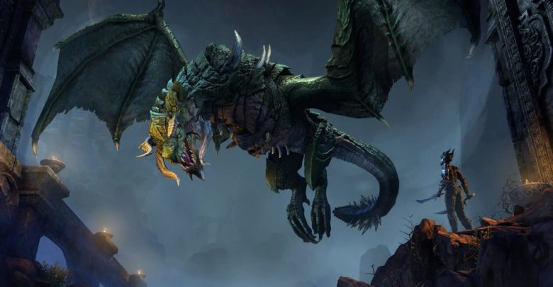 Photo de La Saison du Dragon est lancée chez The Elder Scrolls Online